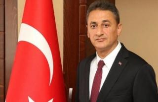Vali Erol Karaömeroğlu'nun annesi vefat etti...