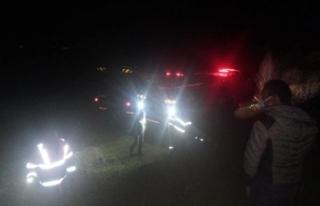 Boyabat Kayaboğazı Köyü'nde Orman Yangını