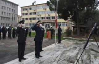 Boyabat'ta, Türk Polis Teşkilatının 176....