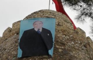 Boyabat Ülkü Ocakları'ndan Alparslan Türkeş'i...