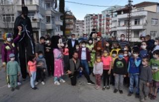 Yenimahalle ve Sefa Mahallelerinde çocuklara özel...