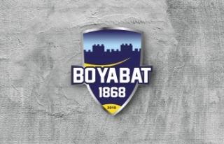 Boyabat 1868 Spor yönetimi Kastamonu maçı sonrası...