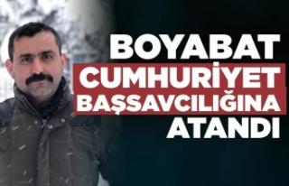 Boyabat Cumhuriyet Başsavcılığına Habibullah...