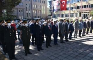Boyabat'ta 19 Mayıs Atatürk'ü Anma Gençlik...