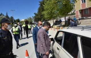 Boyabat'ta Trafik Haftası etkinlikleri