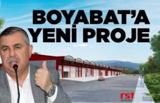 Maviş duyurdu '' Boyabat'ın yeni...