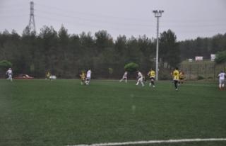 Boyabat evinde Kastamonu'ya 3-2 kaybetti !