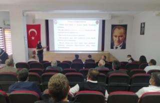 Köy Evleri Elektrik İç Tesisatı Yenileme Projesi...