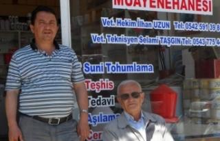 Veteriner Hekim İlhan Uzun Hayatını Kaybetti