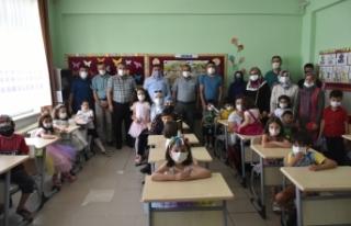 Boyabat'ta 2020-2021 Eğitim-Öğretim yılı...