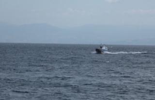 Denizde ceset görüldüğü ihbarı polisi harekete...