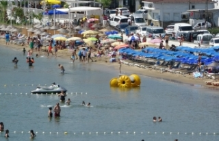 Sinop'ta artan turist sayısı 'virüs endişesi'...