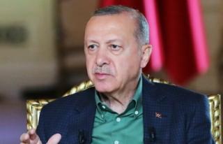 Erdoğan, afet bölgesi ilan edilen yerlere verilecek...
