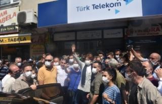 İYİ Parti Lideri Akşener Boyabat'ta