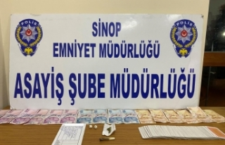 Kumar operasyonu: 13 bin 360 TL para cezası