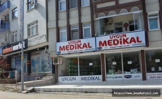 """""""UYGUN MEDİKAL"""" BOYABAT HALKININ HİZMETİNE AÇILDI"""