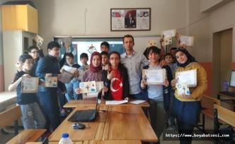 """Fatih Sultan Mehmet İmam Hatip Ortaokulu'na """"Mükemmellik"""" Ödülü"""