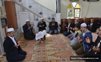 Sefaköy Mah. Muhtarı Murat Yetim Geçmişlerinin Ruhuna Mevlit Okuttu