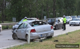Kastamonu'da Trafik Kazası 5 Yaşındaki Çocuk Hayatını Kaybetti