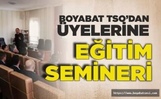 Doç.Dr.Atılım Murat Boyabat'ta