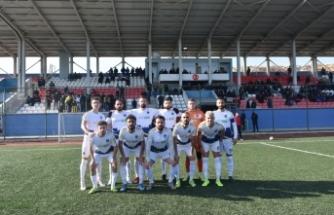 Boyabatspor, sahasında Ladikspora 2-1 yenildi