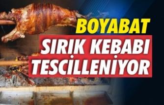 Başkan Çakır açıkladı Boyabat Sırık Kebabı Tescilleniyor