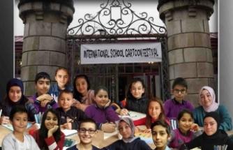 Boyabatlı öğrencilerin eserleri Portekiz'de