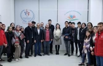 Gençler Arası Şiir Okuma İlçe Finali Boyabat Gençlik Merkezinde gerçekleştirildi