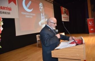 Yeniden Refah Partisi Boyabat 1. Olağan Genel Kurulu Yapıldı