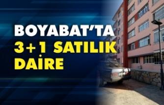Boyabat'ta Satılık 3+1 Daire