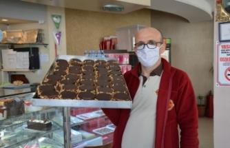 56 yıllık 'prenses' tatlısı, Sinop'un simgesi oldu
