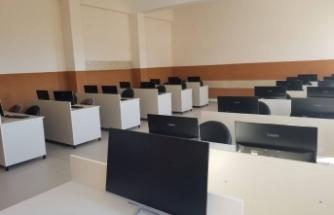 Boyabat'ta Eba Eğitim Destek noktaları oluşturuldu