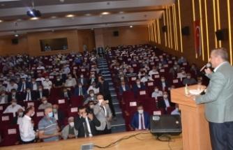 AK Parti Boyabat İlçe Başkanlığı 7. Olağan Kongresi yapıldı.