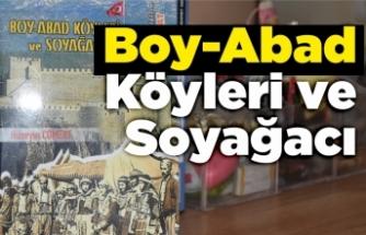 Boy-Abad Köyleri ve Soyağacı kitabı yayımlandı
