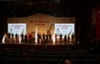 Boyabatlı genç Türkiye üçüncüsü oldu