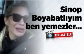 İrem Derici'den gazetecilere ilginç tepki
