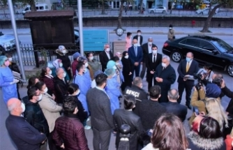 Kastamonu'da hastanelerin kapasitesi dolma aşamasına geldi