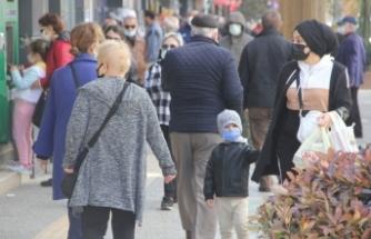 Sinop'ta vakalar artıyor: Haftalık vaka sayısı bine yaklaştı