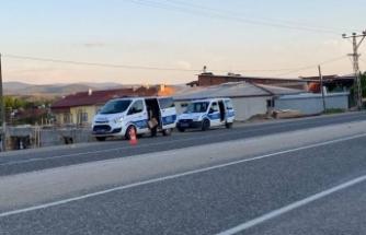 Boyabat Kastamonu yolunda kaza 1 kişi hayatını kaybetti