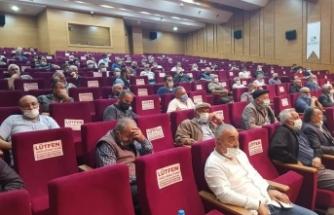 Boyabat Taşıyıcılar Kooperatifi Başkanlığına Nizam Özvatan seçildi