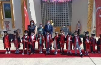 Boyabat Vilayetler Birliği Anaokulu'nda mezuniyet töreni