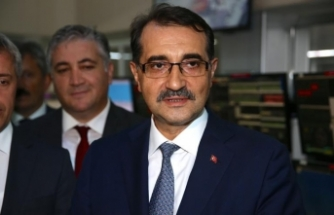 Enerji ve Tabii Kaynaklar Bakanı Fatih Dönmez Boyabat'a geliyor