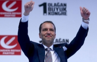 Fatih Erbakan Sinop'a geliyor
