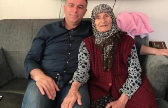 Mahmutlu Köyünden Merhum Yaşar Yeğin'in eşi Ayşe Yeğin Vefat Etti