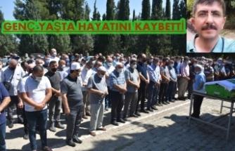 Boyabat Milli Eğitim Memuru Hüseyin Vural dualarla toprağa verildi