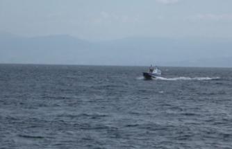 Denizde ceset görüldüğü ihbarı polisi harekete geçirdi