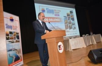 """Boyabat'ta """"Sinop Kültür ve Turizm Sempozyumu"""" düzenlendi."""