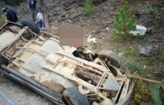 Saraydüzü ilçesinde trafik kazası: 1 ölü, 3 yaralı