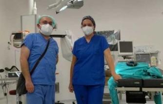 Sinop'ta diş cerrahisinde önemli adım