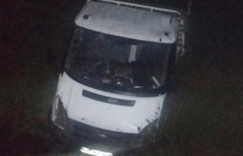 Abalı'da trafik kazası: 4 yaralı